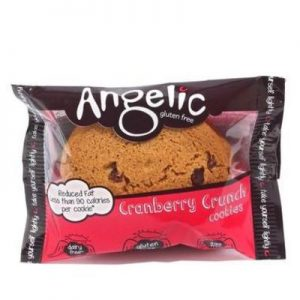 Buy  Cookie Twin Pack Cranberry by Angelic Gluten Free