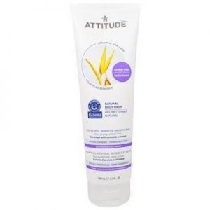 Buy  Natural Body Wash 240ml by Attitude