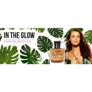 Buy In The Glow Tahitian Body Oil by Barry M