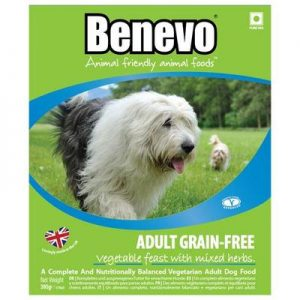 Buy Adult Grain Free Vegetable Feast with Mixed Herbs 395g by Benevo