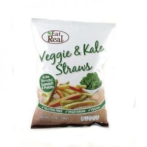 Buy Veggie Straws Kale Tomato Spinach 113g by Eat Real