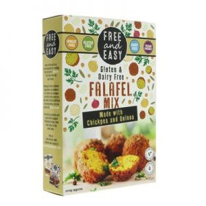 Buy Falafel Mix 195g by Free Easy