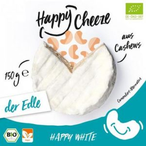 Buy  Happy White Camembert Cheese 150g by Happy Cheeze