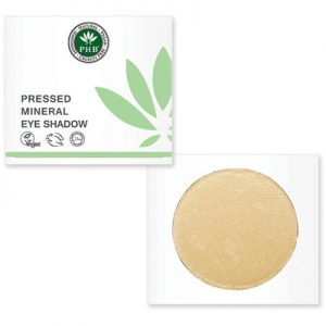 Buy Pressed Mineral Eye Shadow Almond Shade by PHB Ethical Beauty